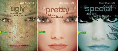 German Uglies - Scott Westerfeld